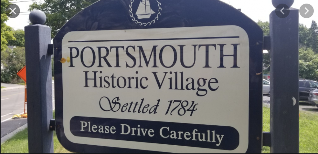 Portsmouth Historic Village